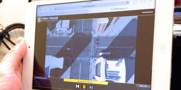 Pro-Tread Online Training Goes Mobile