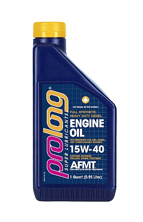 Prolong Says New Oil Features Anti-Friction Metal Treatment
