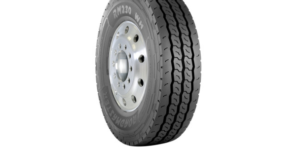 Waste-Haul Tire Designed for Retreadability