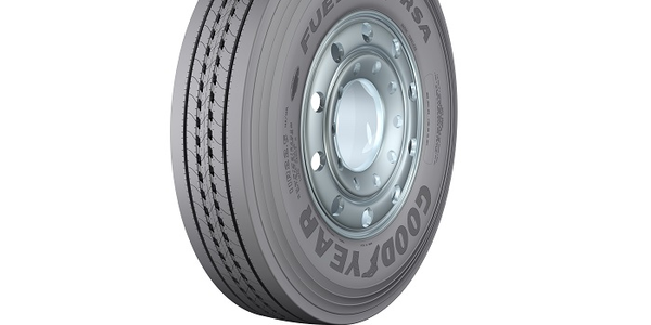 Regional Tire Designed for Fuel Economy