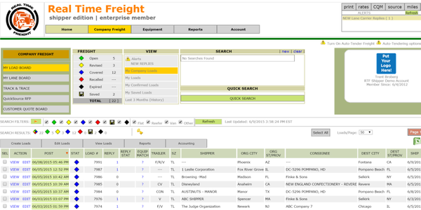 Real Time Freight Now Integrates with QuickBooks