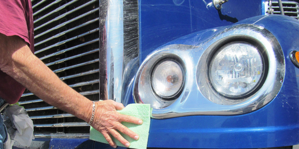 Remove Love Bugs and Other Insects from Your Trucks