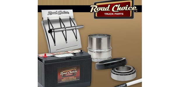 Road Choice Adds 6 Product Categories to Parts Lineup