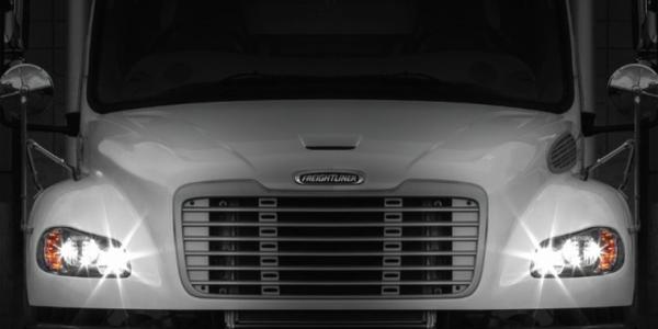 Truck-Lite Offers Custom LED Headlights for Medium-Duty