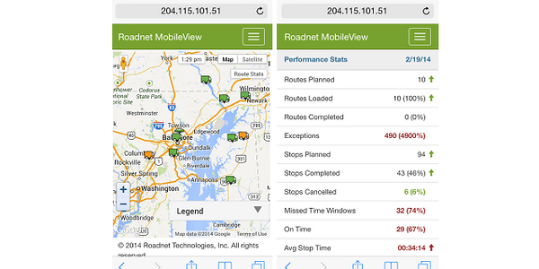 Roadnet Update 3.7.1 Adds Visibility and Productivity Features