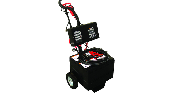 Solar-brand Jump Starter Features Enhanced Automatic Charging System