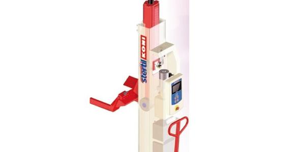 Mobile Column Lift Designed for Flexibility