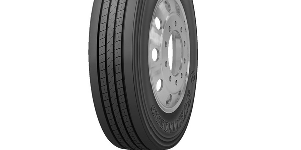 Sumitomo Offers New Steer, Drive Tires