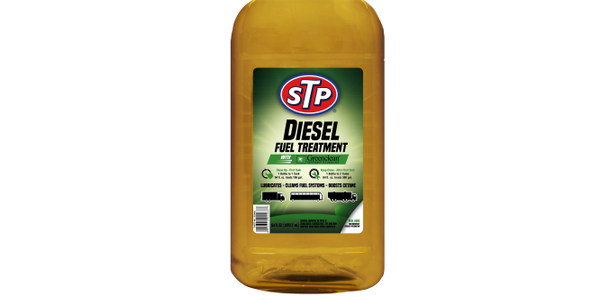 Cold-Weather STP Diesel Fuel Treatment Available Mid-Year