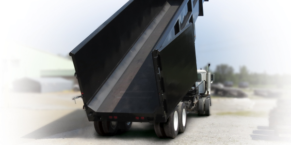Ox Bodies Offers Rugged Scrap Trailer