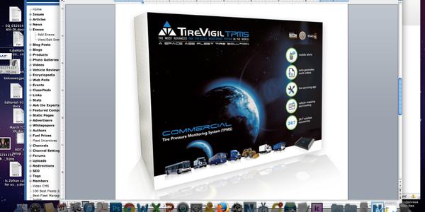 TireStamp Adds Intelligence to TPMS Alerting