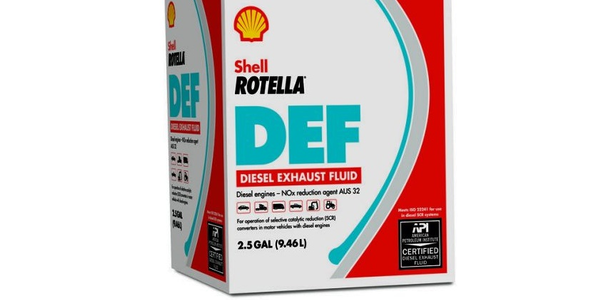 Shell's DEF Works With Any SCR Emissions System
