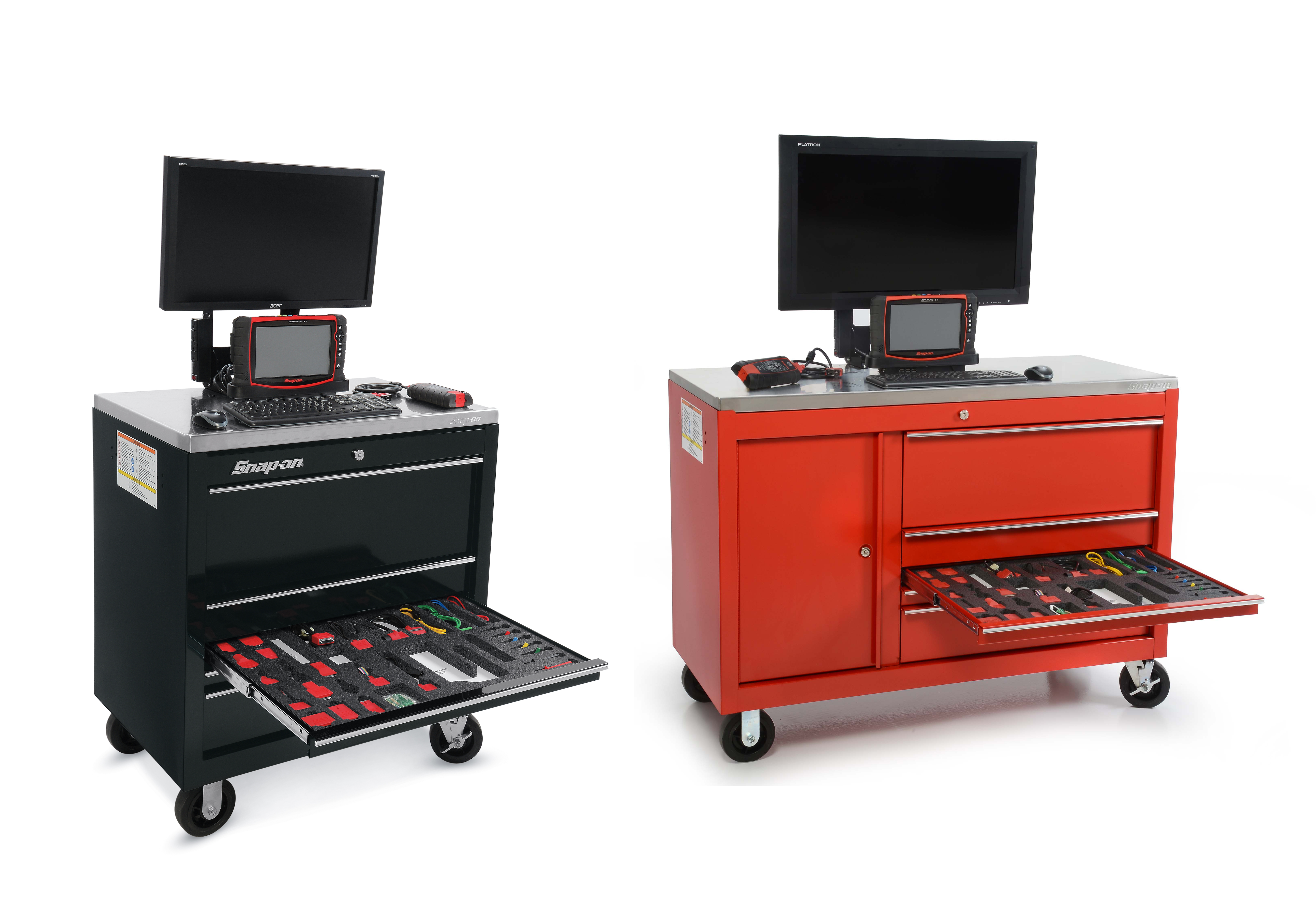 Snap-on Diagnostic WorkStations - Products - Trucking Info