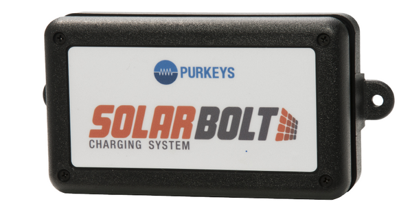 Purkeys Offers Solar Charging Solutions For Inactive Equipment