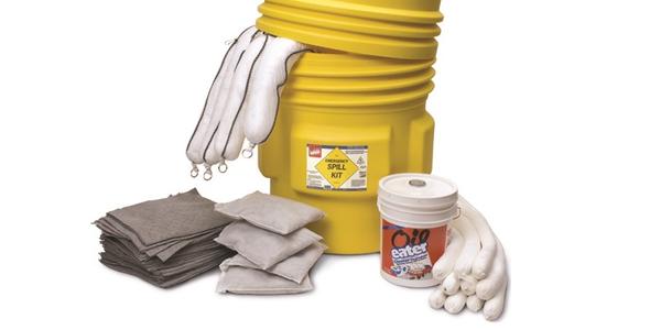 Oil Eater Offers Full Spill Kit
