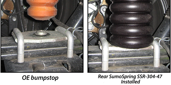 SumoSpring Solo for Ram ProMaster Vans