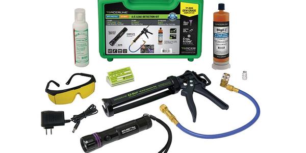 TP-8656 Kit Looks for Leaks