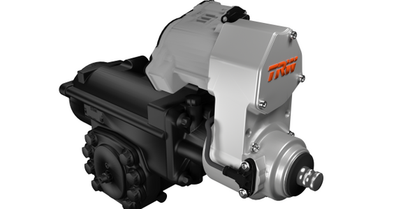 TRW's New Steering Systems Improve Control and Efficiency