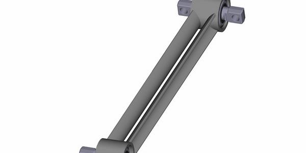 New TRW Torsion Rod Design 30% Lighter