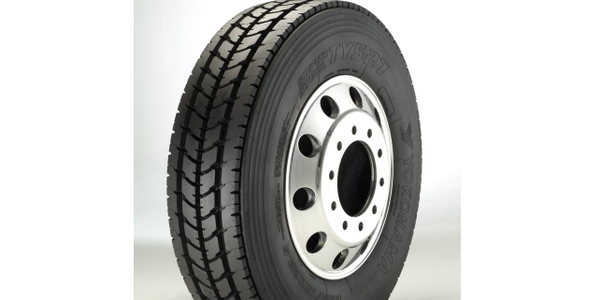 Yokohama Offers Drive Tire in Several Sizes
