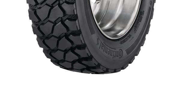 Continental Debuts TerraPlus HD3 Drive Tire