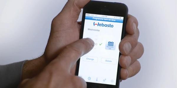 Webasto Releases Advanced Heater Controls