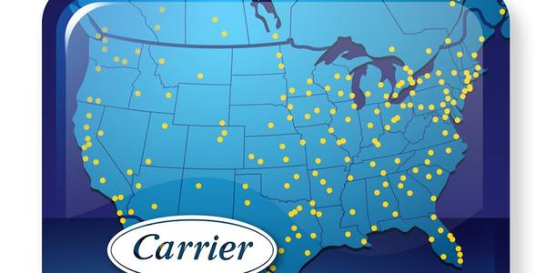Carrier Transicold Offers Dealer Network App