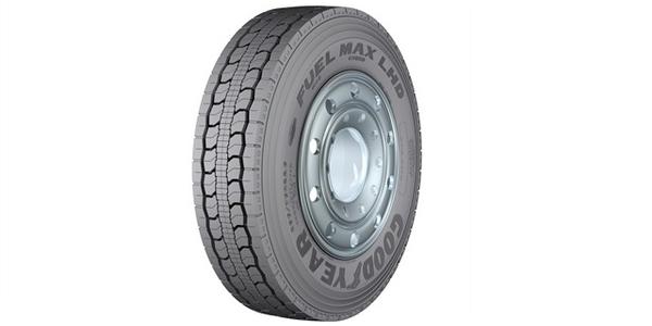 Goodyear Adds Fuel-Efficient G505D LHD Tire