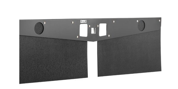 Full Width Tow Guard Protects Trailers From Debris