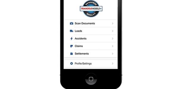 Pegasus TransTech Updates Transflo Mobile+ App