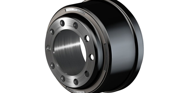 ConMet Offers Lightweight Version of TruTurn Brake Drum