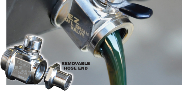Global Sales Group Introduces EZ Oil Drain Valve