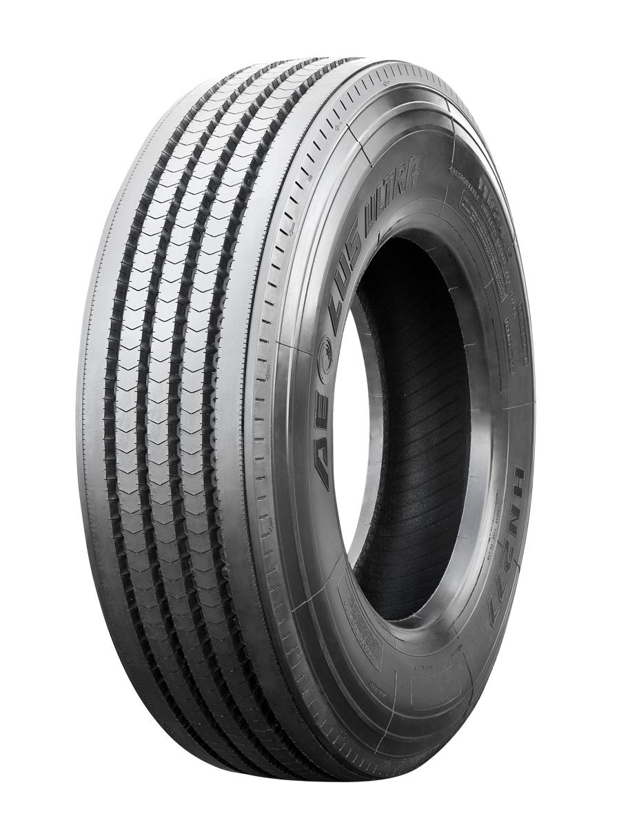 Aeolus HN277 Ultra Line-Haul Steer Tire Receives SmartWay Verification