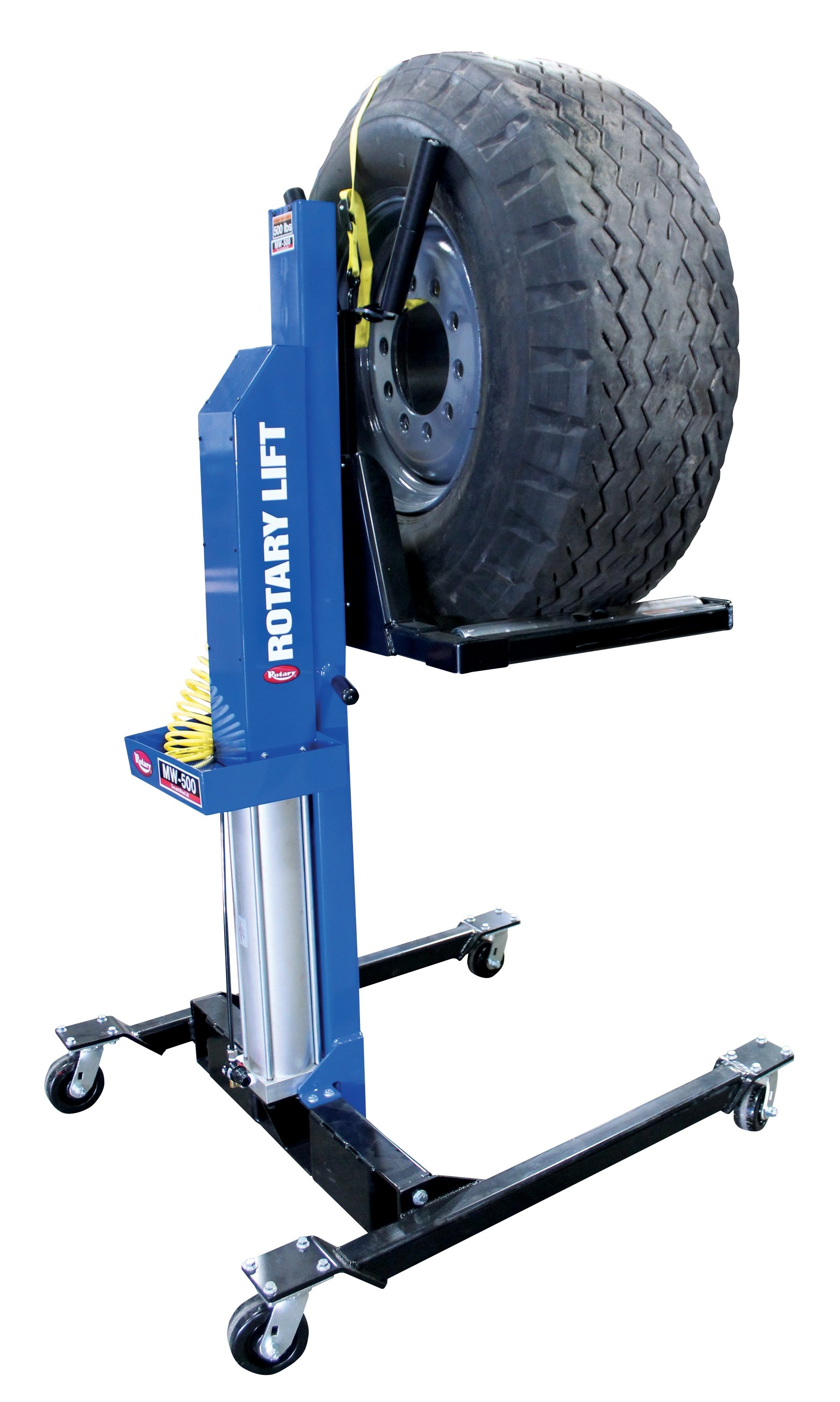 Rotary Lift Introduces MW-500 Mobile Wheel Lift