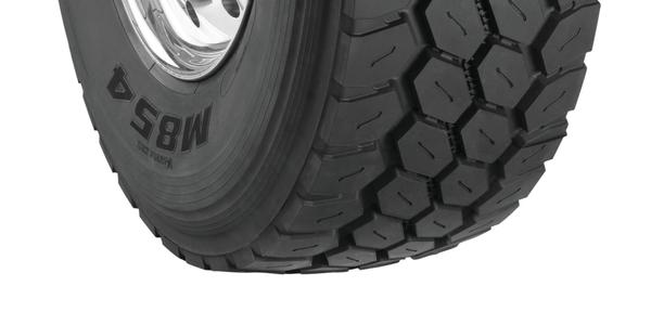 Bridgestone Introduces New M854 Wide Base All-Position Tire