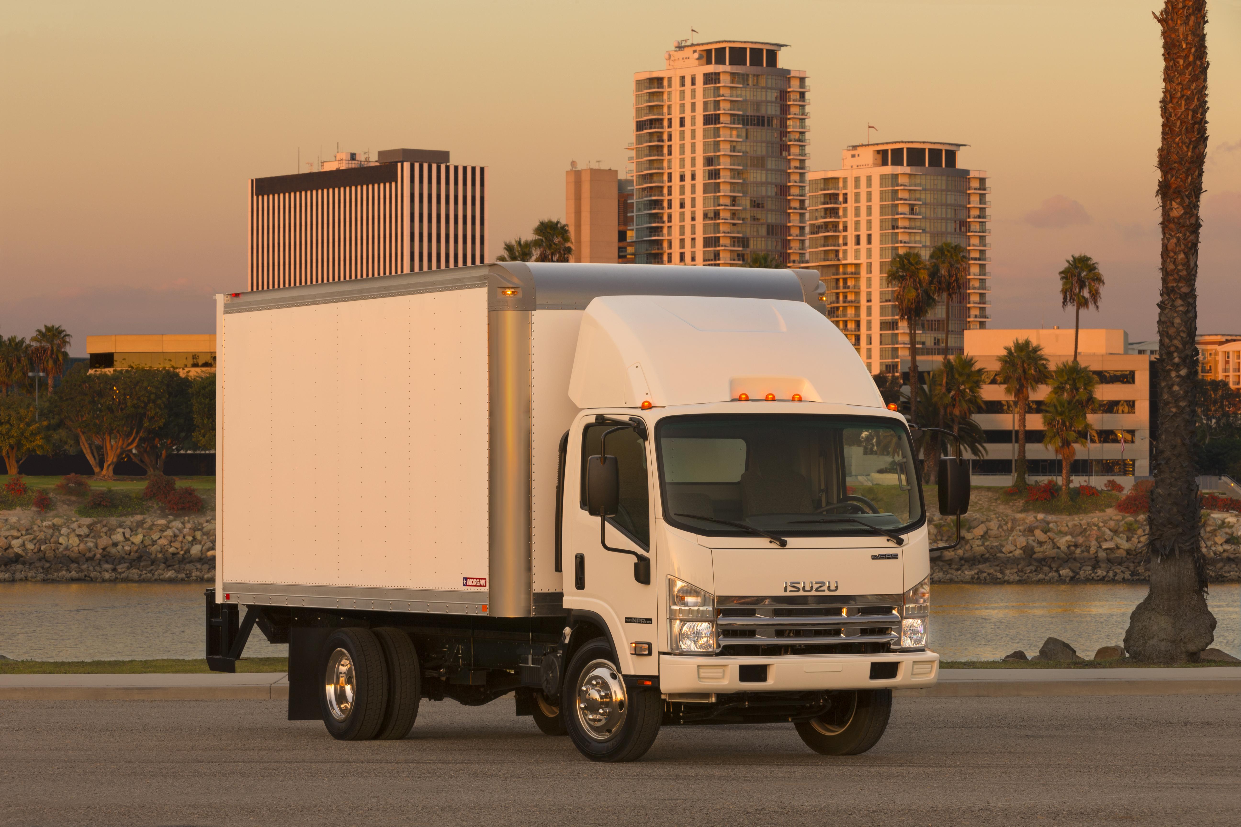 Isuzu Introduces New 2014 and 2015 N-Series Diesel Models