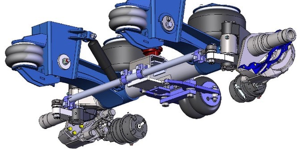 Ingersoll Axles Introduces 30-degree Disc Brake SSA