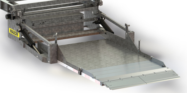 Maxon Lift Corp. Introduces RA Slidelift Series
