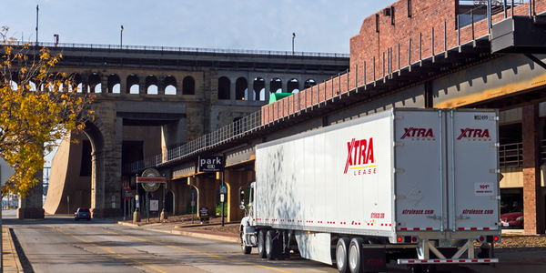 XTRA Lease Adds Free Tracking to Long-term Leased Trailers