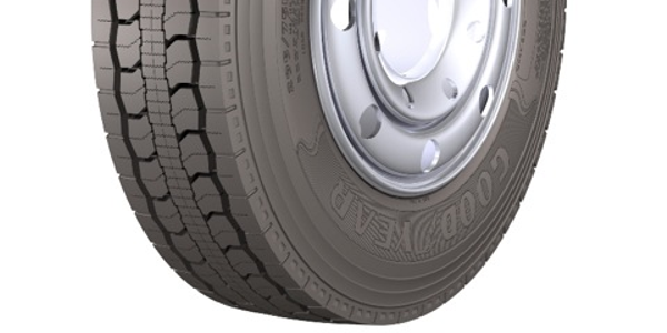 Goodyear Launches G572 1AD Tire