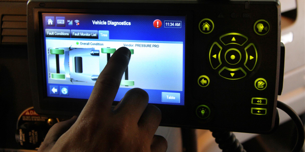 PressurePro TPMS Announces Integration with Omnitracs