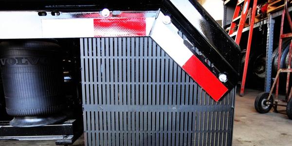 V-Flap II is An Aerodynamic Mud Flap