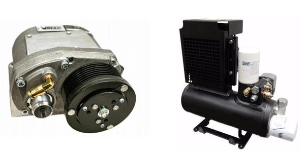 Underhood Lite Air Compressor Works With Ford Transit