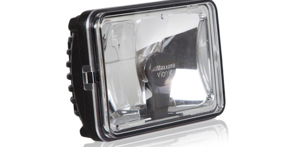 Headlight Offers Improved Near Field Illumination