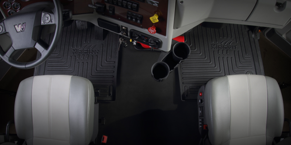 Minimizer Offers Custom Floor Mats for Western Star Trucks