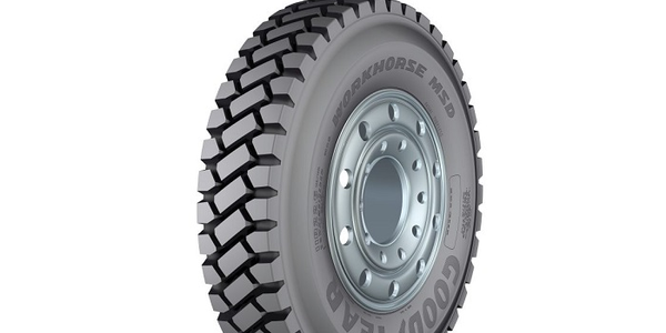 Workhorse Tires are Designed for Mixed-Service Fleets