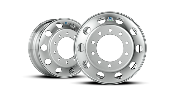 Lightweight Alcoa Wheels Available on Kenworth Trucks