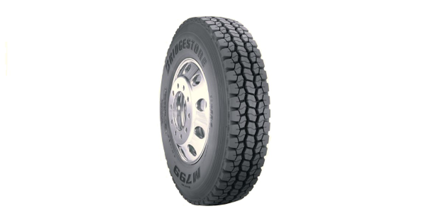 Bandag B799 Tread for Mild Mixed-Service Retreads