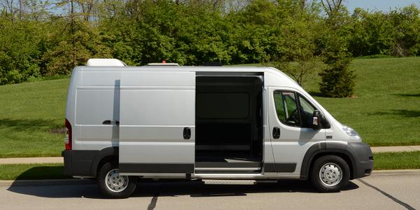 Zenith Electric Van Claims High Operating Savings
