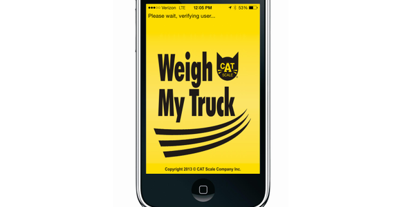 CAT Scale's Weigh Station App Released for iPhone